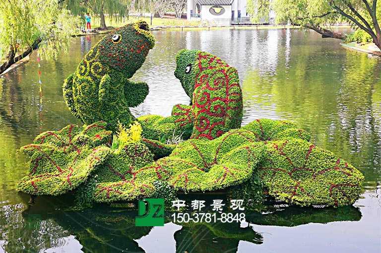 兰州甘肃文化绿雕