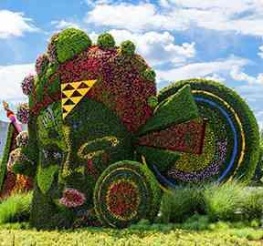 植物绿雕多少钱,这篇文章来告诉你